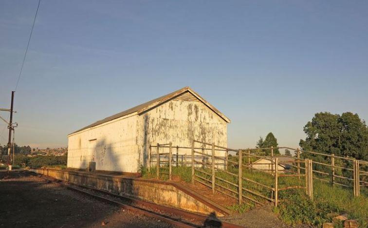 Merrivale Railway Station, Natal