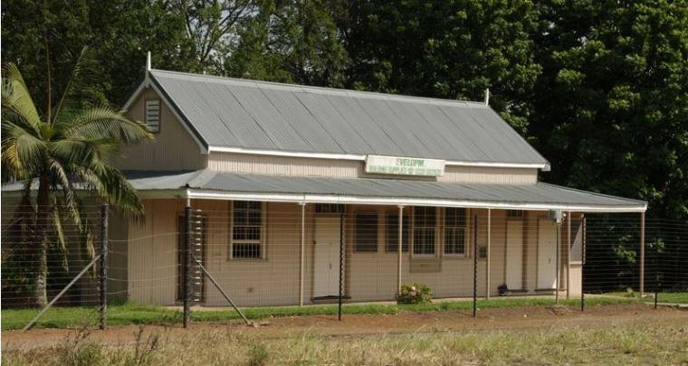 Wartburg Railway Station, Natal
